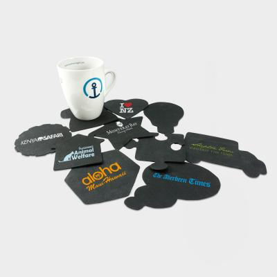 Image of Shaped Tyre Coasters
